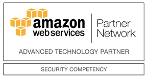 AWS Advanced Technology Partner: Security Competency